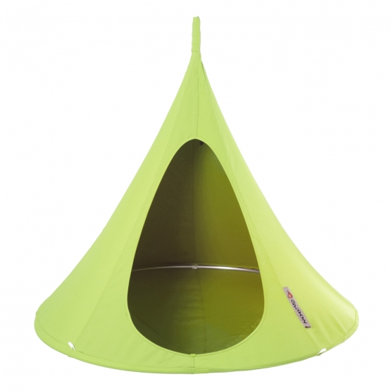 Vivere Single Cacoon - Hängezelt Leaf Green