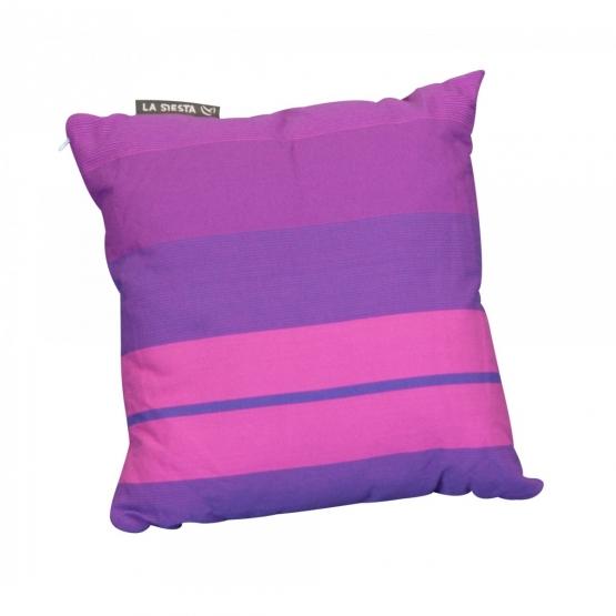 la siesta h ngematten kissen orqu dea purple bei h ngematte schweiz ch kaufen. Black Bedroom Furniture Sets. Home Design Ideas
